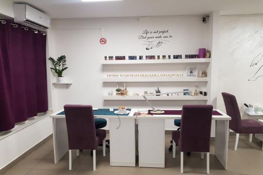 Frizersko kozmetički salon Hair & Nail Studio Talija Podgorica